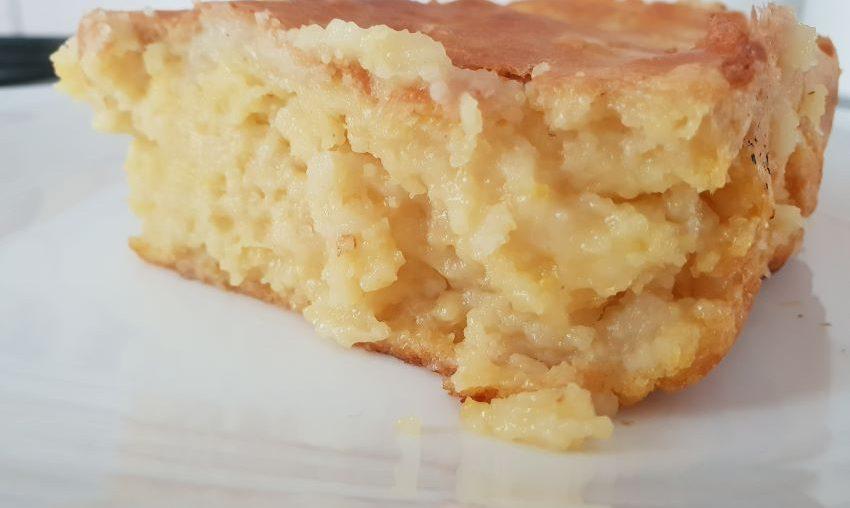 Crap prăjit cu mămăliguță și mujdei